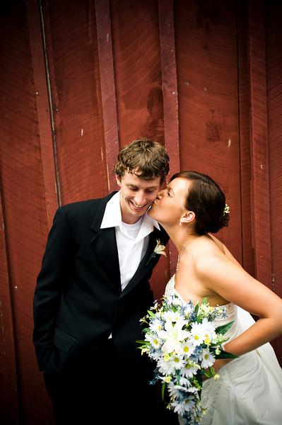 wedding julie and josh