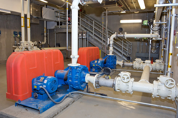 Waste Water Treatment Plant- Newberg, OR