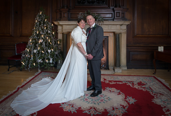 Elaine and Iain Wedding