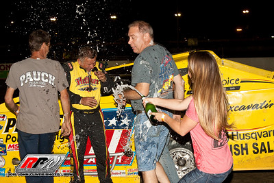 Bridgeport Speedway - 9/7/19 - John Cliver