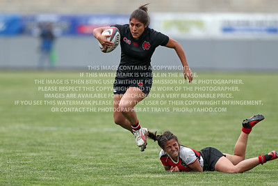 Central Washington Rugby Women 2018 USA Rugby Collegiate 7's National Championships May 18-20