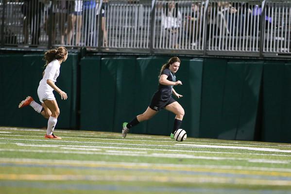 Ransom vs. Carrollton, Girls' Soccer 2014