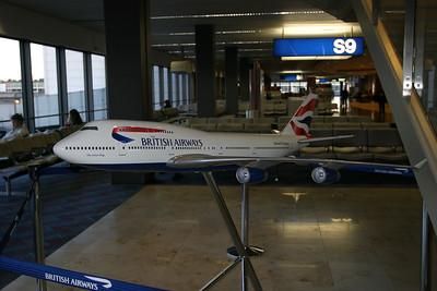Australia 2005 - Seattle to London