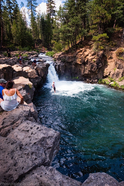 McCloud River Falls Trail & Recreation Area Collection