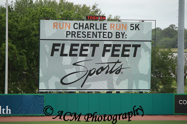 RiverDogs Run Charlie Run 5K 2018