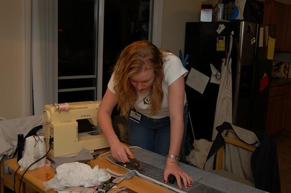 Laptop Bag Sewing