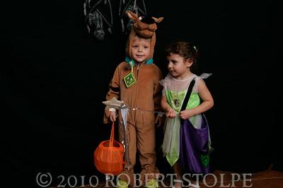 October 31st, 2010 Halloween on Harrison Street