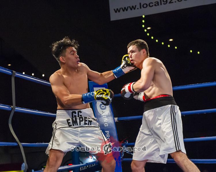 KO Boxing 88: Bout 4: Oleksandr Voytenko vs Giovanny Gonzalez
