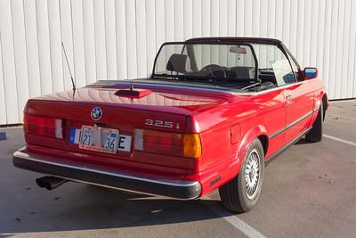 1989 BMW 325ic E30