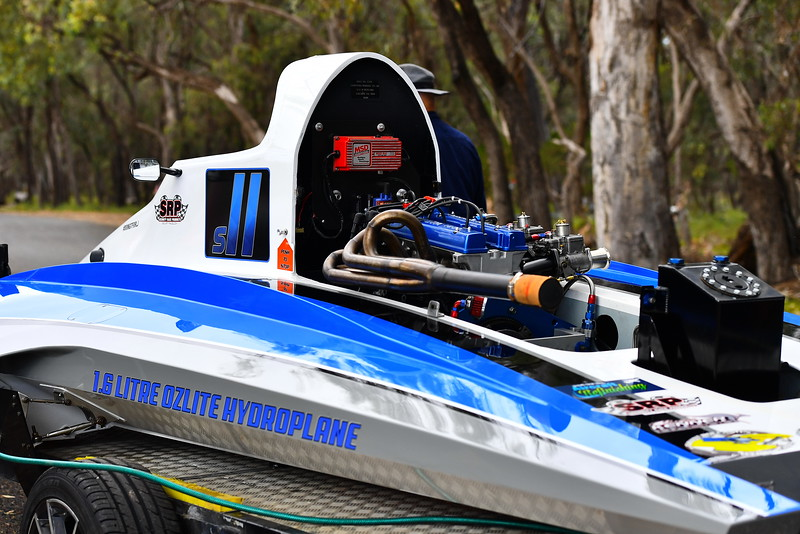 Power Boats demo day at Berri Ski Club