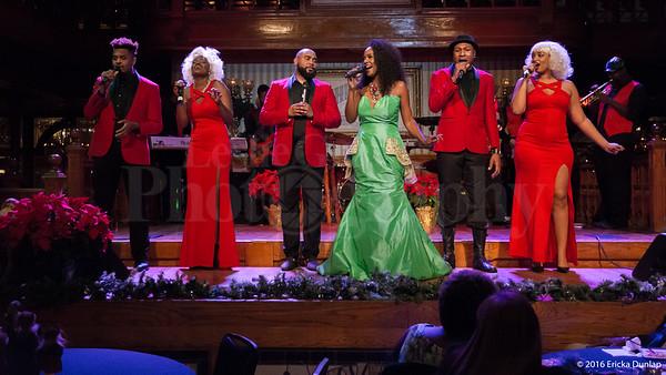 Ericka Dunlap's Christmas Extravaganza