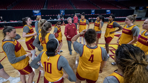 ISU WBB vs New Mexico State (NCAA) 03/23/19