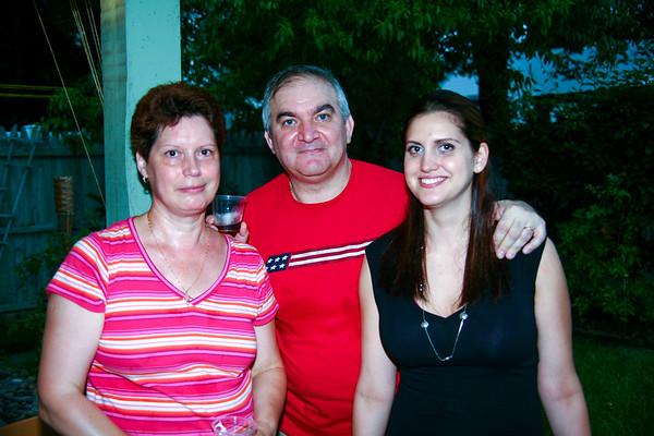 Celebrating Mirela, 50th Birthday - August 29, 2009