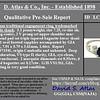 2.08ctw Sapphire and Diamond Ring, GIA No-Heat 3