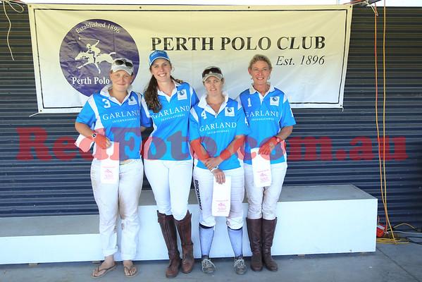 2014 02 09 Perth Polo Festival Ladies Cup Garland International Vs Tungamah