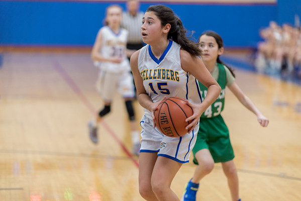 Girls Latin School Basketball - 2020