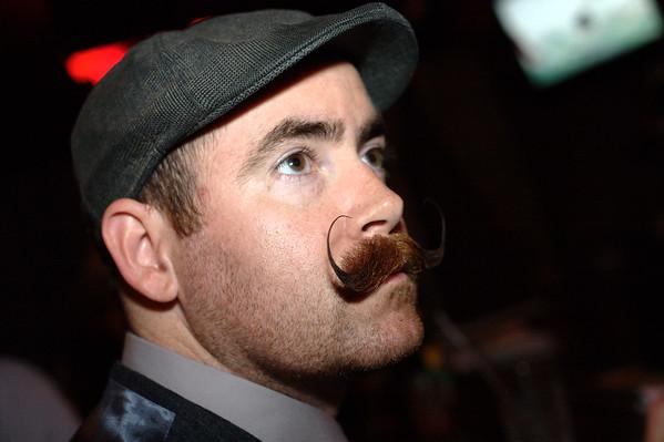 Bar ONE Movember Mustache Contest