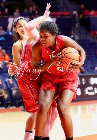2017 APSU Women's Basketball