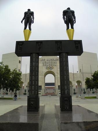L.A., Coliseum