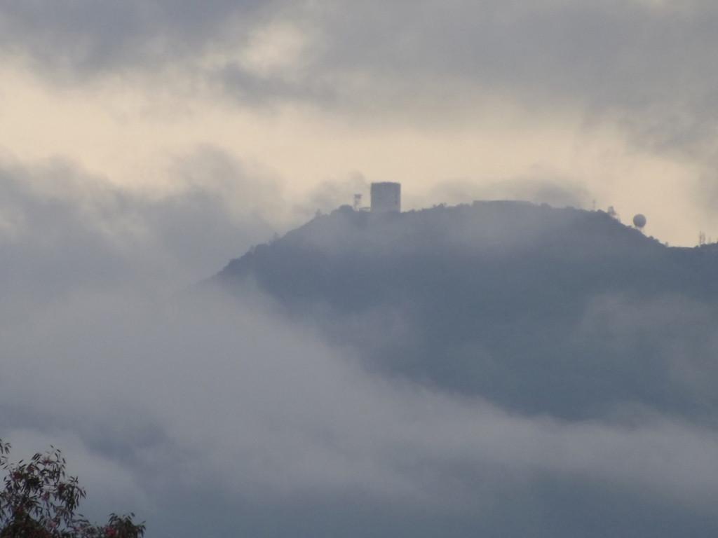 . 2011: Mt. Umunhum. (Kristen Wagner)