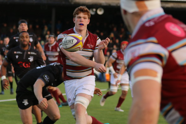 Southern Knights v Watsonians Rugby