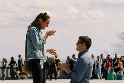 Tom and Sarah - Proposal