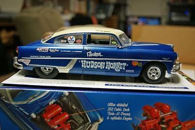 Matty's Speed Shop Hornet