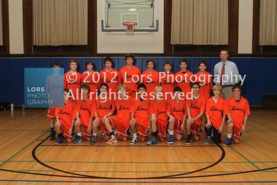 2013-1-7 BRIARCLIFF MS Basketball B