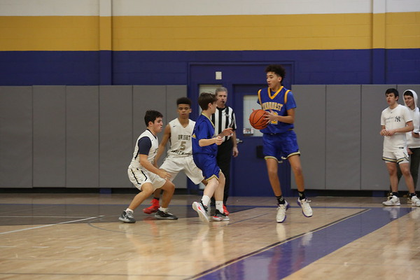 LHS JV at Dwight Englewood 2-4-20