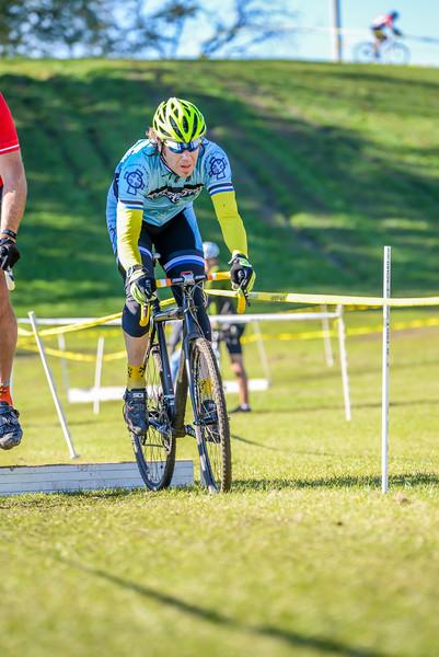 Masters 45/55+ - 2014 Dan Ryan Woods Cyclocross Race