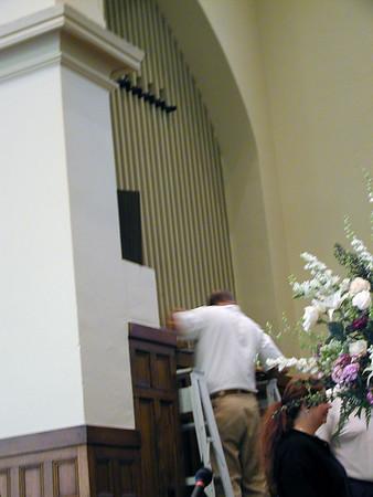 Organ Pipe Removal - April 17th