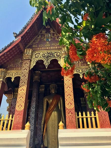 Wat Sensoukharam - Luang Prabang, Laos