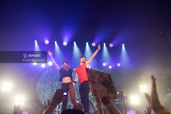 Matt & Kim at Variety Playhouse - Atlanta, GA | 11.16.2019