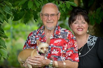 Don & Connie Thomas & Family