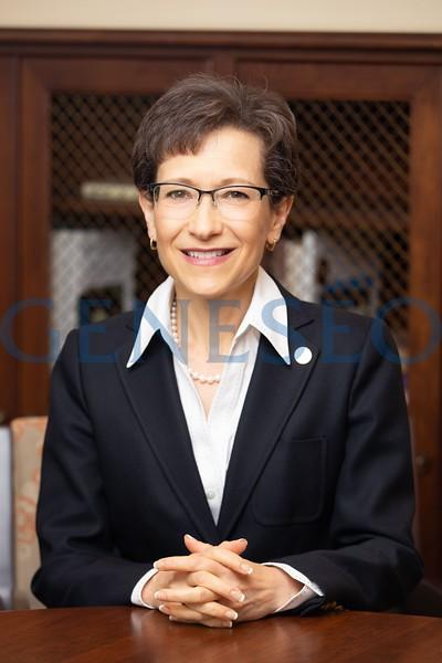 President Denise Battles Portraits