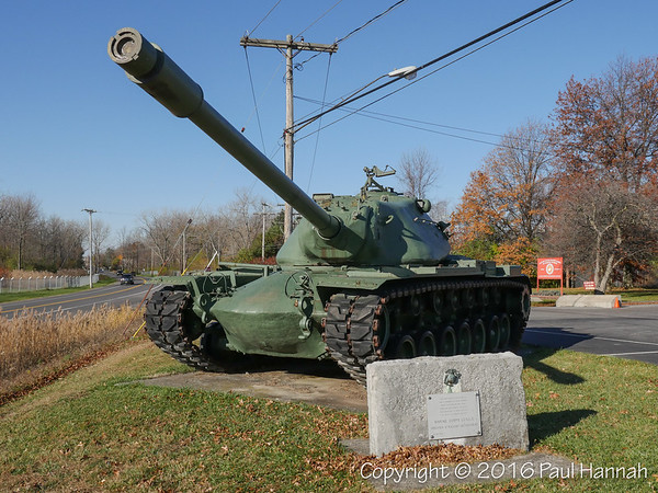 USMC Reserve Center - Mattydale, NY - M103