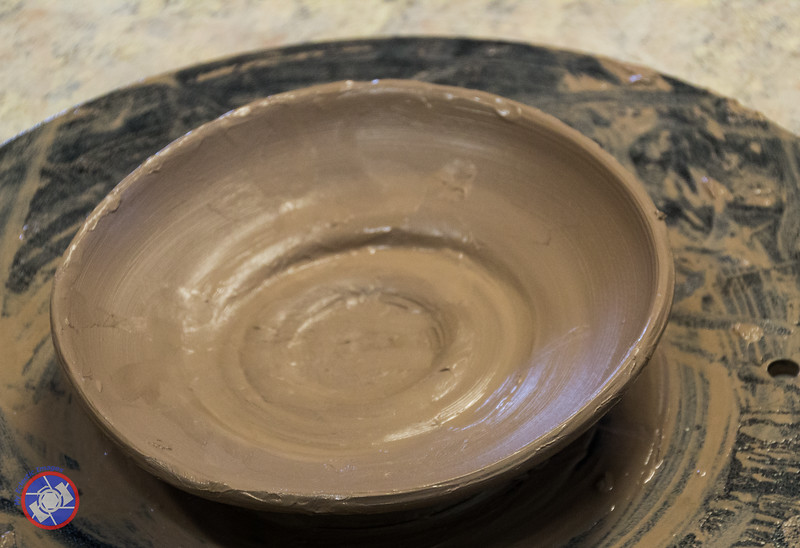 My first piece of pottery (©simon@myeclecticimages.com)