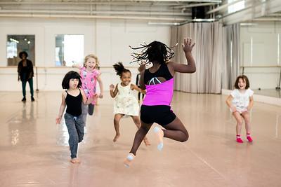 TU Dance for Magazine