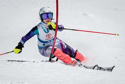 U19+ WR JR Championships Women's Slalom 03/13/2019