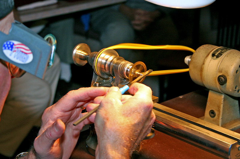 Burnishing