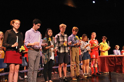 LTS National Honor Society Induction II photos by Gary Baker