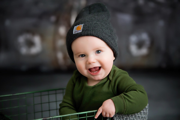 Mikey 8 month 2019