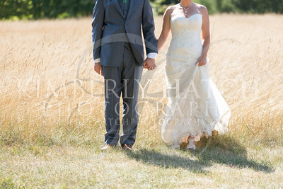 Bride & Groom Portraits- Julie Mike Wedding-The Red Barn