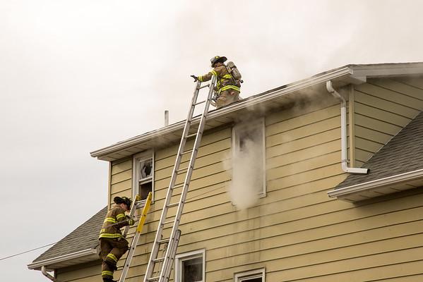 Wallington NJ 3rd Alarm, 12 Wadsworth St. 11-02-15