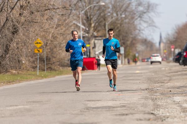 Eric Deshaies - 10 marathons, jour 3