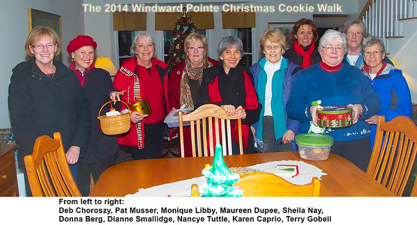 WP 2014 Christmas Cookie Walk