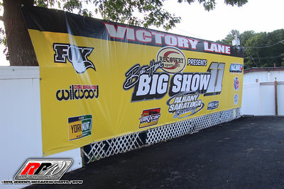 Albany-Saratoga Speedway-Big Show 11-Jeremy McGaffin-6/25/19