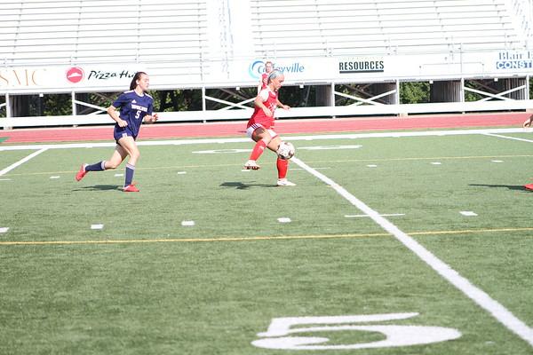 Women's Soccer vs. Metro