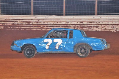 Big and Small Car Enduros at BAPS Motor Speedway - 11/14/20