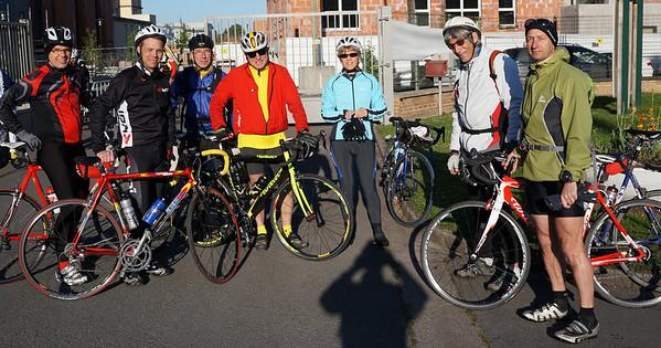 Sorties vélo 2012